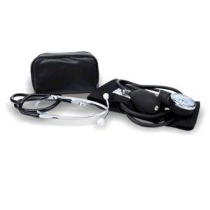 Ciśnieniomierz zegarowy DIAGNISTIC DA201 naramienny ze stetoskopem