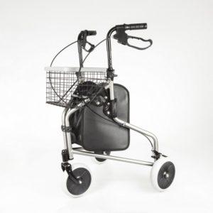 Chodzik aluminiowy trójkołowy AT51029 (CA891L)